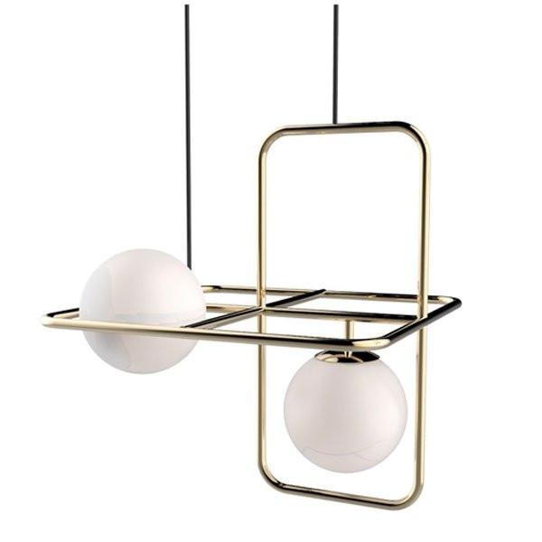 Luminaires salon design LINK III, H64cm UTU SOULFUL LIGHTING