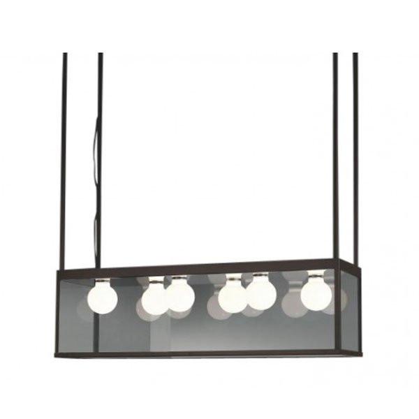 Luminaires de luxe extérieur BALLINBOX, H132cm YOUNIQUE PLUS