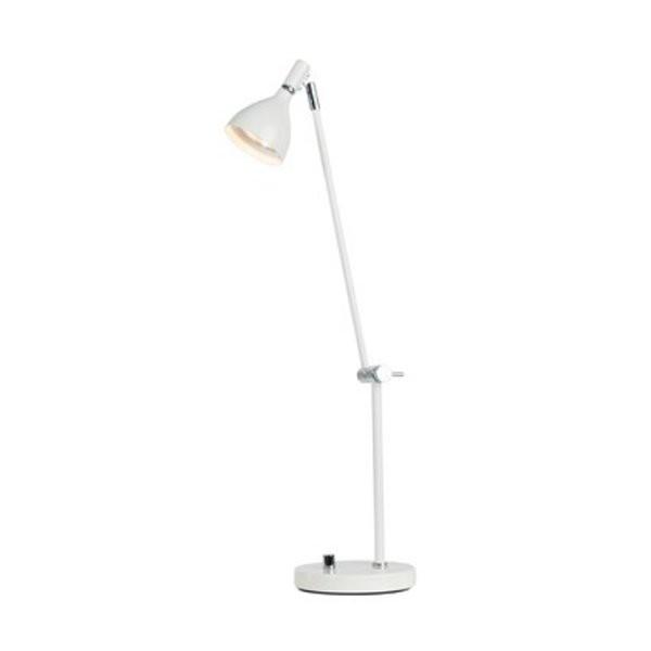 Luminaires chambre design BELL Blanc, H49cm BELID