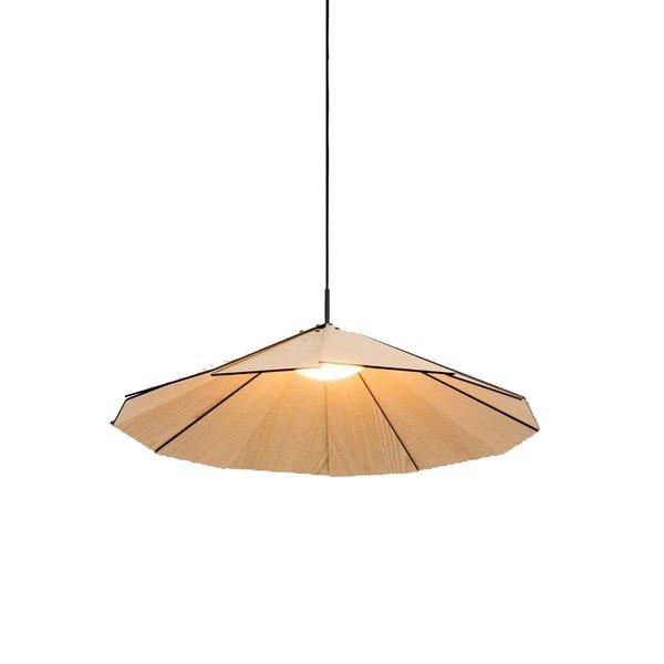 Luminaires chambre design SEPAL Bois, O70cm MILAN ILUMINACION