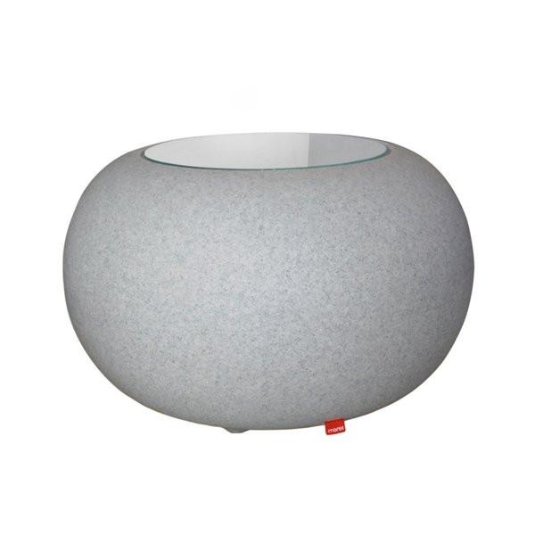 Mobilier Lumineux BUBBLE EXT Granite, H41cm MOREE