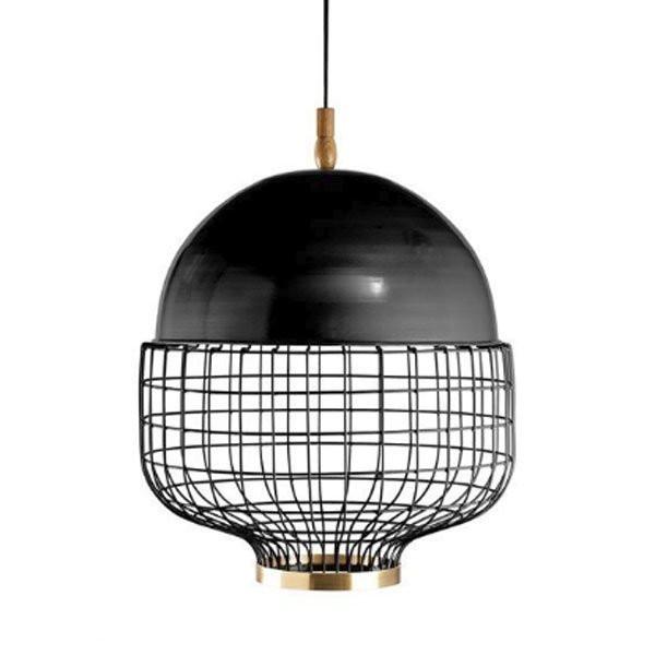 Luminaires salon design MAGNOLIA, H68cm UTU SOULFUL LIGHTING