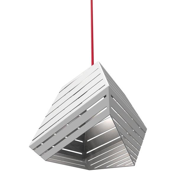 Luminaires salon design DADI, Blanc ZAVA Luce