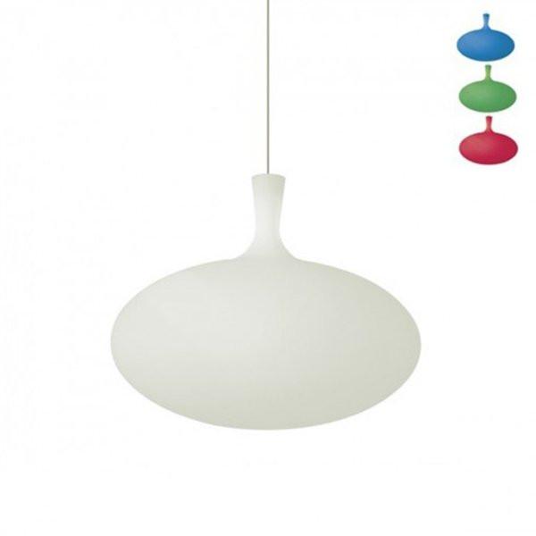 Luminaires entrée NO FRUIT Blanc, H105cm DARK