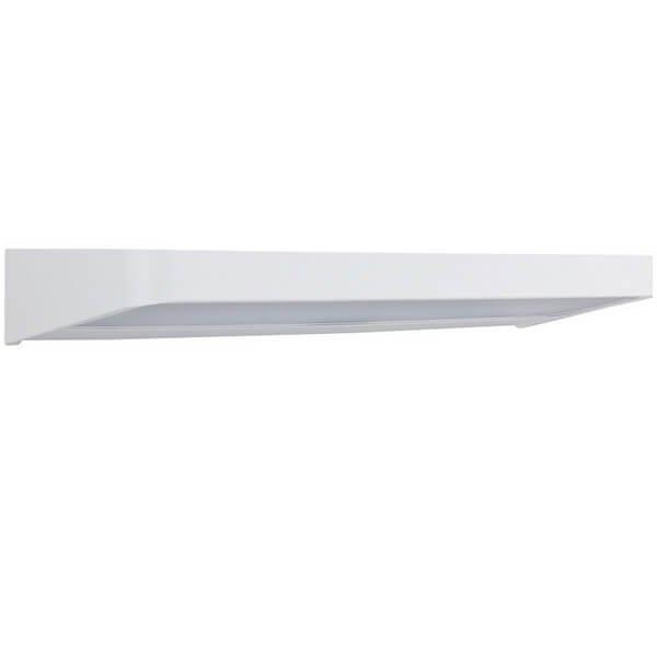 Luminaires salle de bain DAY Blanc, H6.7cm BELID