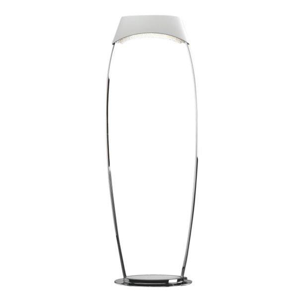 Luminaires entrée DOLCEVITA Chrome, H150cm YOUNIQUE PLUS