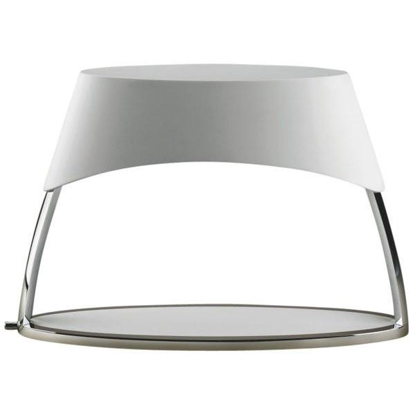 Luminaires chambre design DOLCEVITA Chrome, H33cm YOUNIQUE PLUS