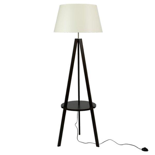 Luminaires chambre design DELPHES Ecru, H173cm BROSSIER SADERNE