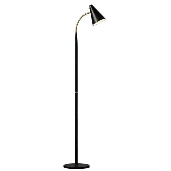 Luminaires chambre design DUET, H137cm HERSTAL