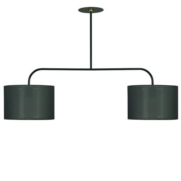 Luminaires salon design EROLD Anthracite, H20cm BROSSIER SADERNE