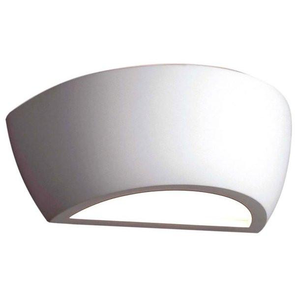 Luminaires chambre design CHERAS (VENDUE PAR 2) Blanc, H10cm FARO