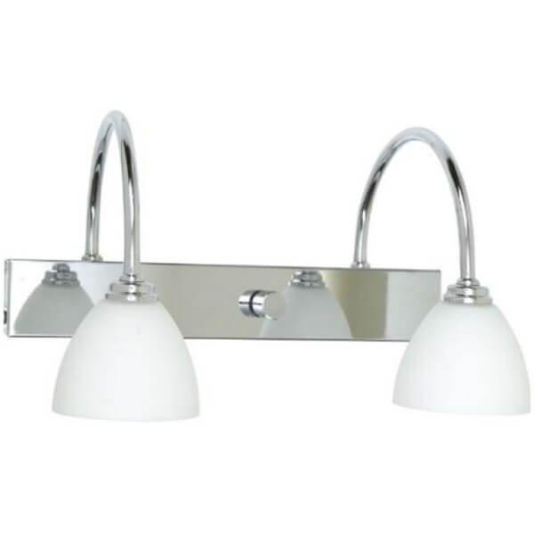 Luminaires salle de bain FONTANA Blanc BELID
