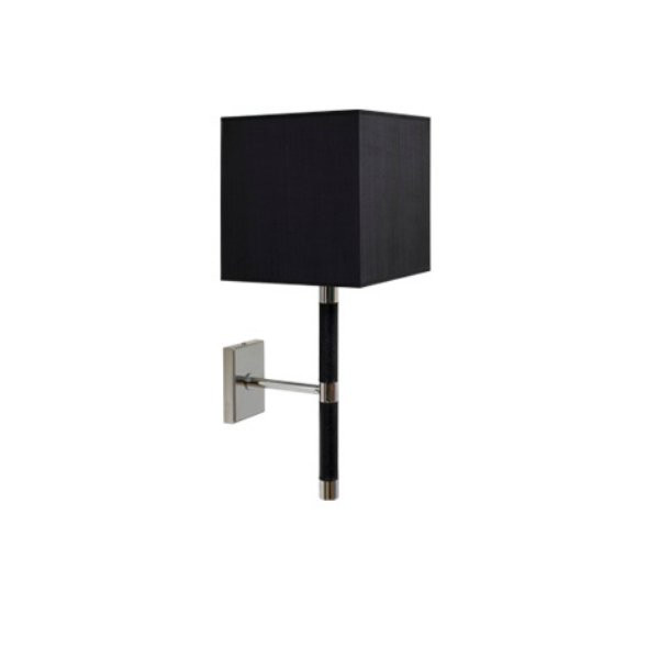 Luminaires entrée JONES Noir, H50cm BROSSIER SADERNE