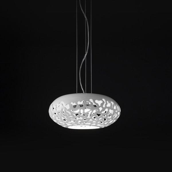 Luminaires salon design CIPOLLE M, H15.5cm Aldo BERNARDI