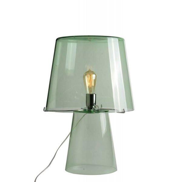 Luminaires chambre design HERMÈS, H54cm CONCEPT VERRE