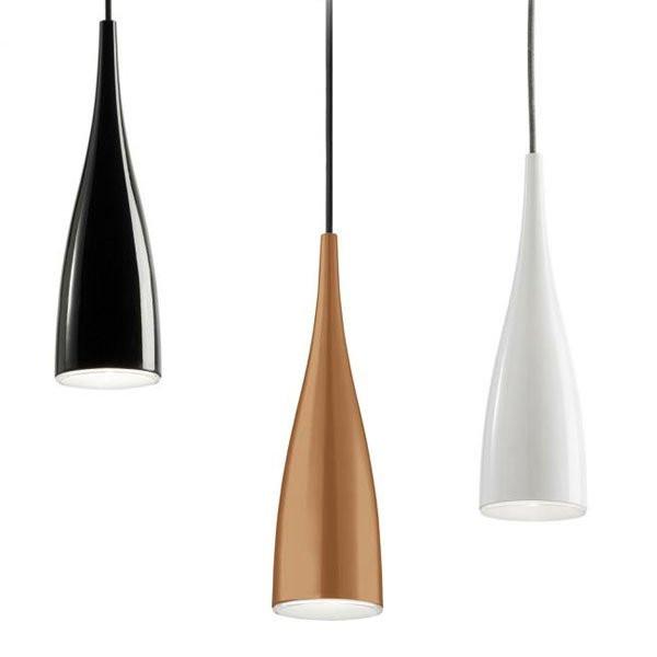 Luminaires salon design CLEAR LEDS-C4