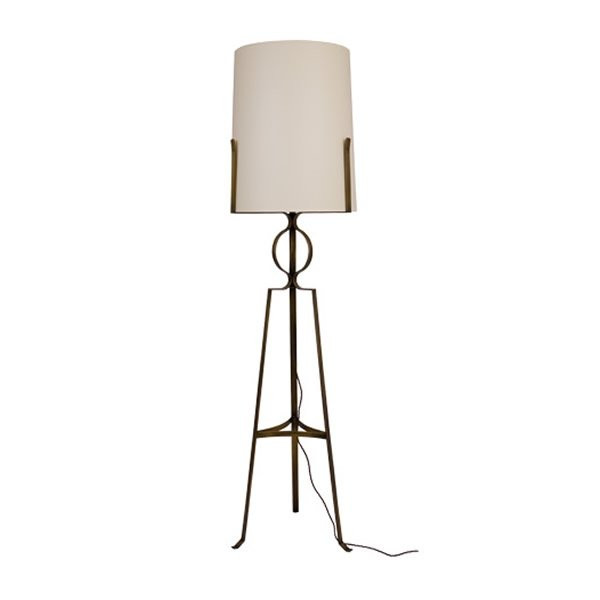 Luminaires chambre design KEPLER Crème, H186.5cm BROSSIER SADERNE