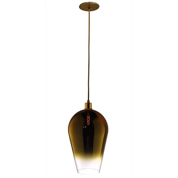 Luminaires salon design MAESTRO, H43cm CONCEPT VERRE