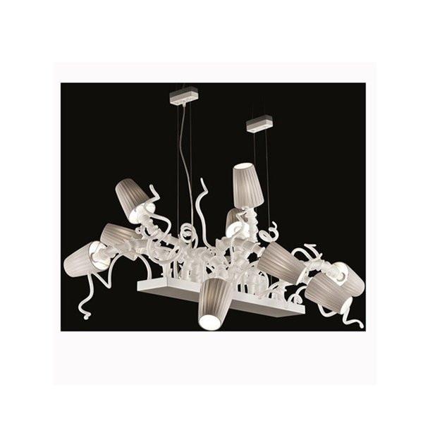 Luminaires salon design FOLIE MULTIFORME