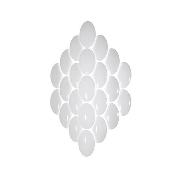 Luminaires entrée OBOLO, H75.3cm MILAN ILUMINACION