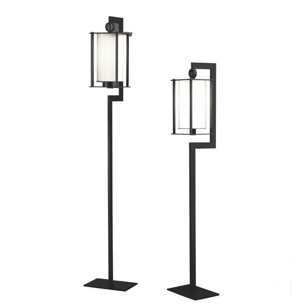 Luminaires de luxe extérieur PHOEBE Noir YOUNIQUE PLUS