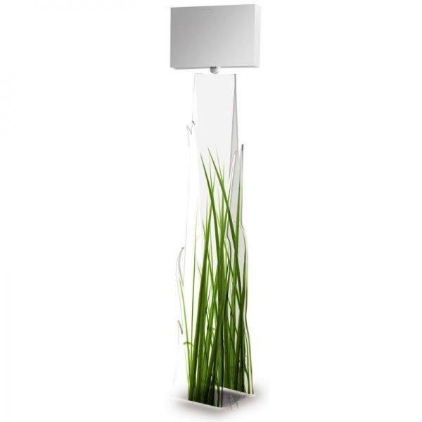 Luminaires entrée HERBE Vert, H175cm ACRILA