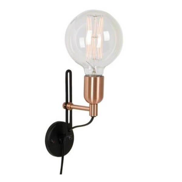 Luminaires chambre design REGAL Laiton, H20cm BELID