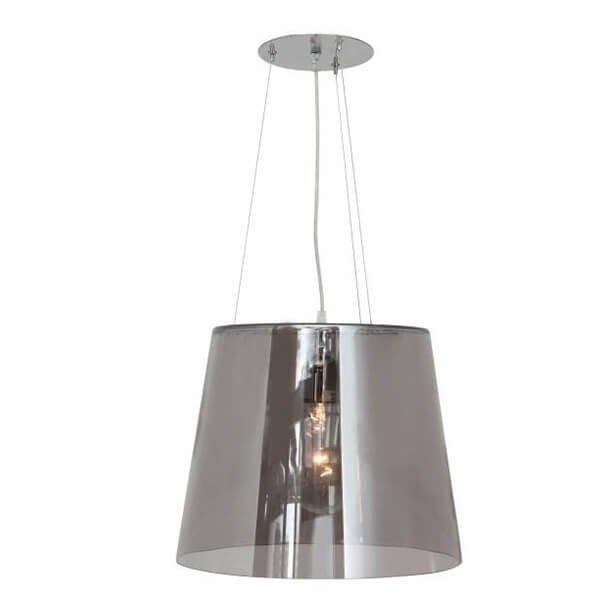 Luminaires salon design SINGLE, H120cm CONCEPT VERRE
