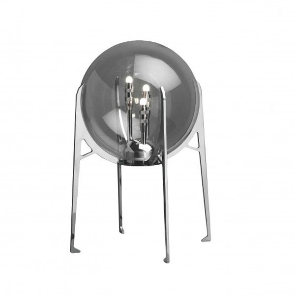 Luminaires chambre design SKYBREACK DOME, H60.5cm YOUNIQUE PLUS