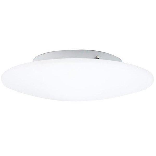 Luminaires entrée SOLO Blanc, H9.8cm BELID