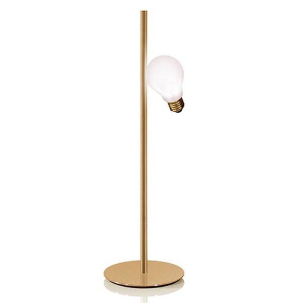Luminaires entrée IDEA Laiton, H45.5cm SLAMP