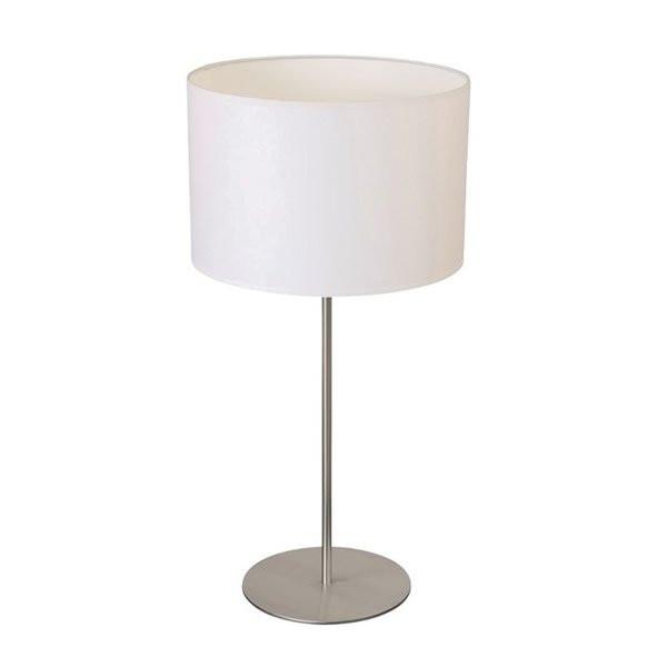 Luminaires chambre design TOSCA Blanc, H61.5cm BROSSIER SADERNE