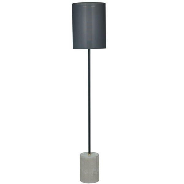 Luminaires chambre design TURENNE Anthracite, H162cm BROSSIER SADERNE