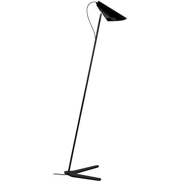 Luminaires chambre design VINCENT, H140cm BELID