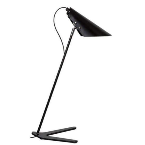 Luminaires chambre design VINCENT Noir, H60cm BELID