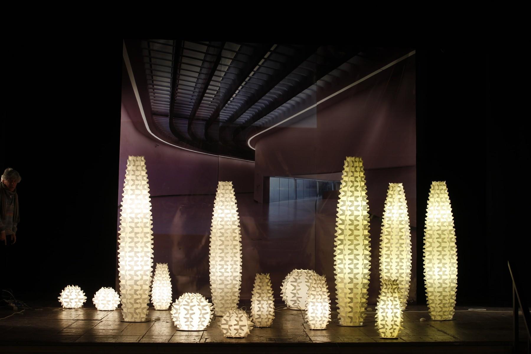 Lampadaire Cactus