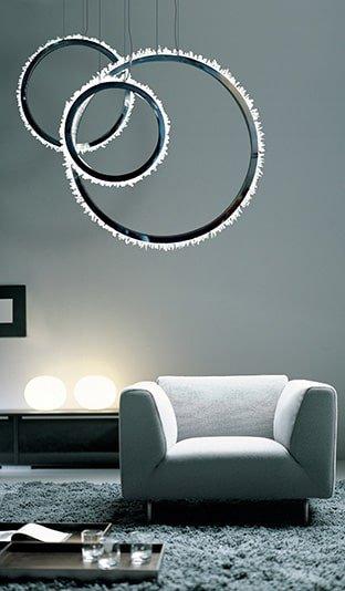 Luminaire de luxe Spot-lumiere-led.com